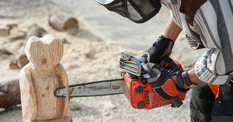 Australian chainsaw carving championship stihl shop